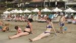 Туризм на Кипре: май, июнь - тенденция положительная.