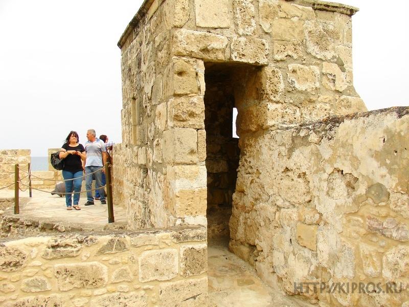 The Castle of Larnaca - Kipros ru