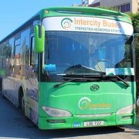 Автобус Intercity Buses